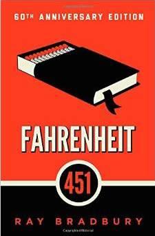 Review:  Fahrenheit 451 by RayBradbury