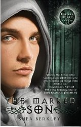 Review:  THE MARKED SON by Shea Berkley