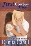 2400 px First Cowboy Kiss Cover