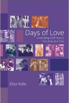 Review:  DAYS OF LOVE: Celebrating LGBT History One Story at a Time