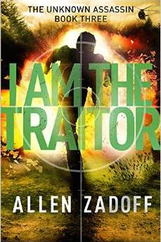 Review:  I AM THE TRAITOR by Allen Zadoff