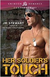 Review:  HER SOLDIER'S TOUCH by J.M. Stewart