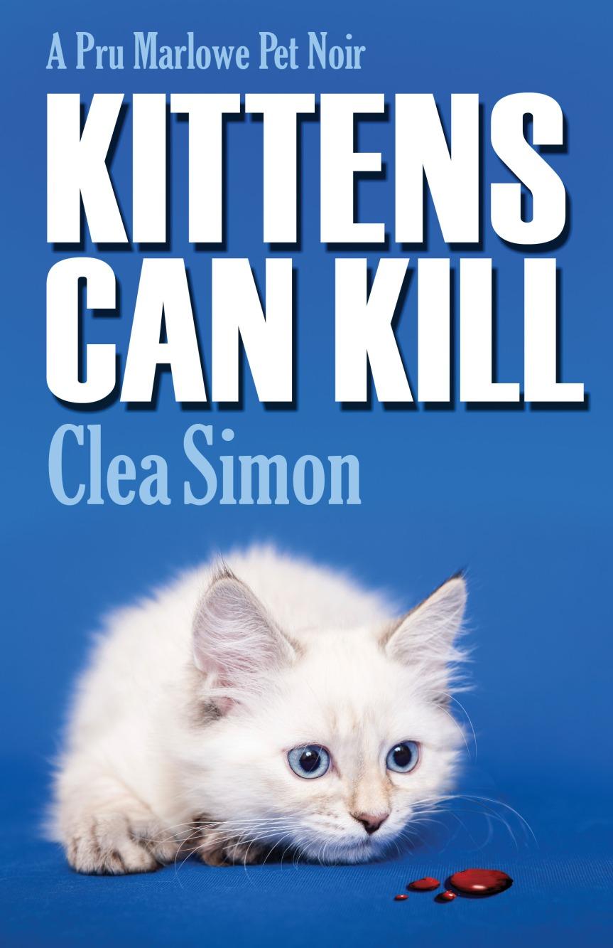 Interview:  Clea Simon author or Pru Marlowe Pet NoirMysteries