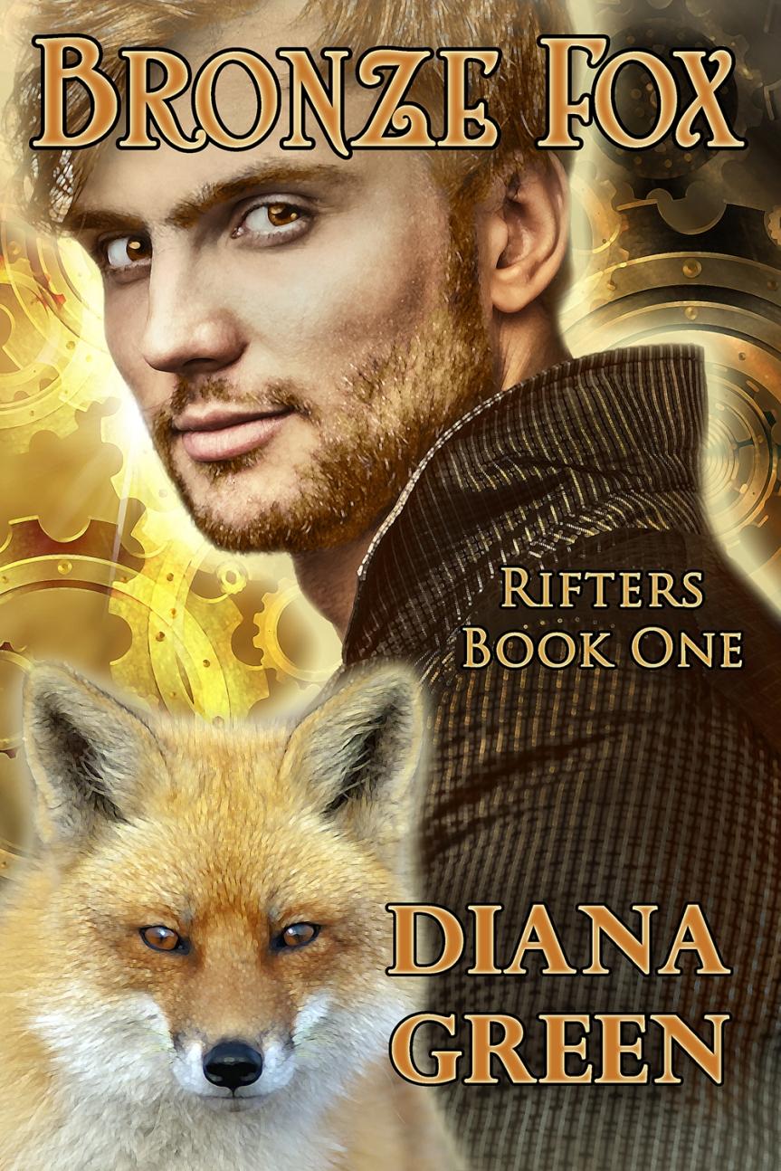 Interview:  Diana Green author of BRONZEFOX