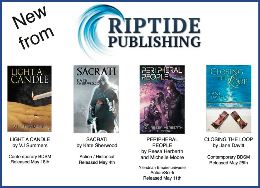 Riptide New Releases