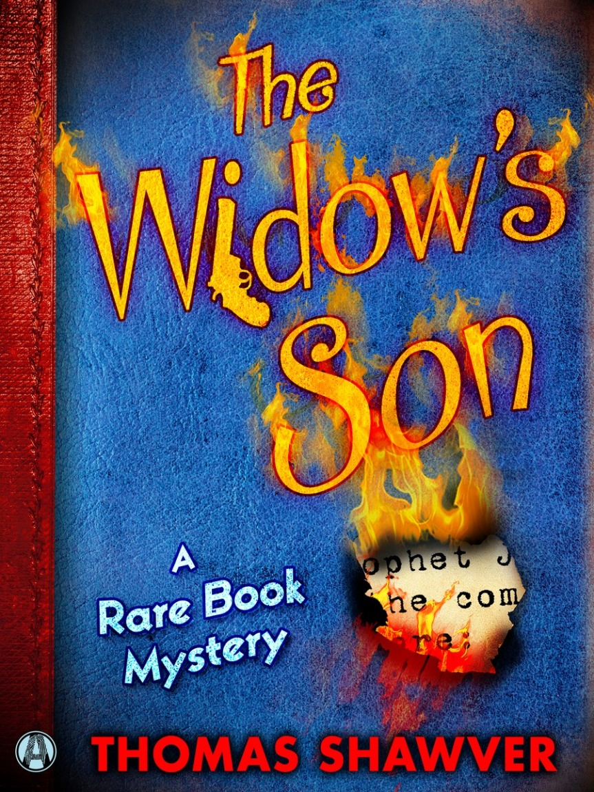 Interview & Review:  THE WIDOW'S SON by ThomasShawver