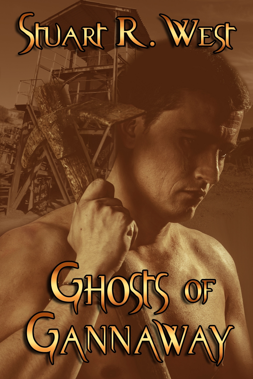 Interview:  Stuart R. West author of Ghosts of Gannaway