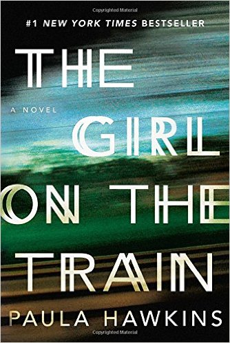 Review:  THE GIRL ON THE TRAIN by PaulaHawkins