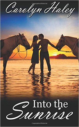 Review:  INTO THE SUNSET by Carolyn Haley