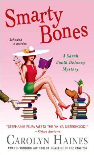 Review:  SMARTY BONES by CarolynHaines