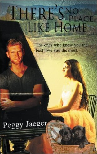 Review:  THERE'S NO PLACE LIKE HOME by Peggy Jaeger
