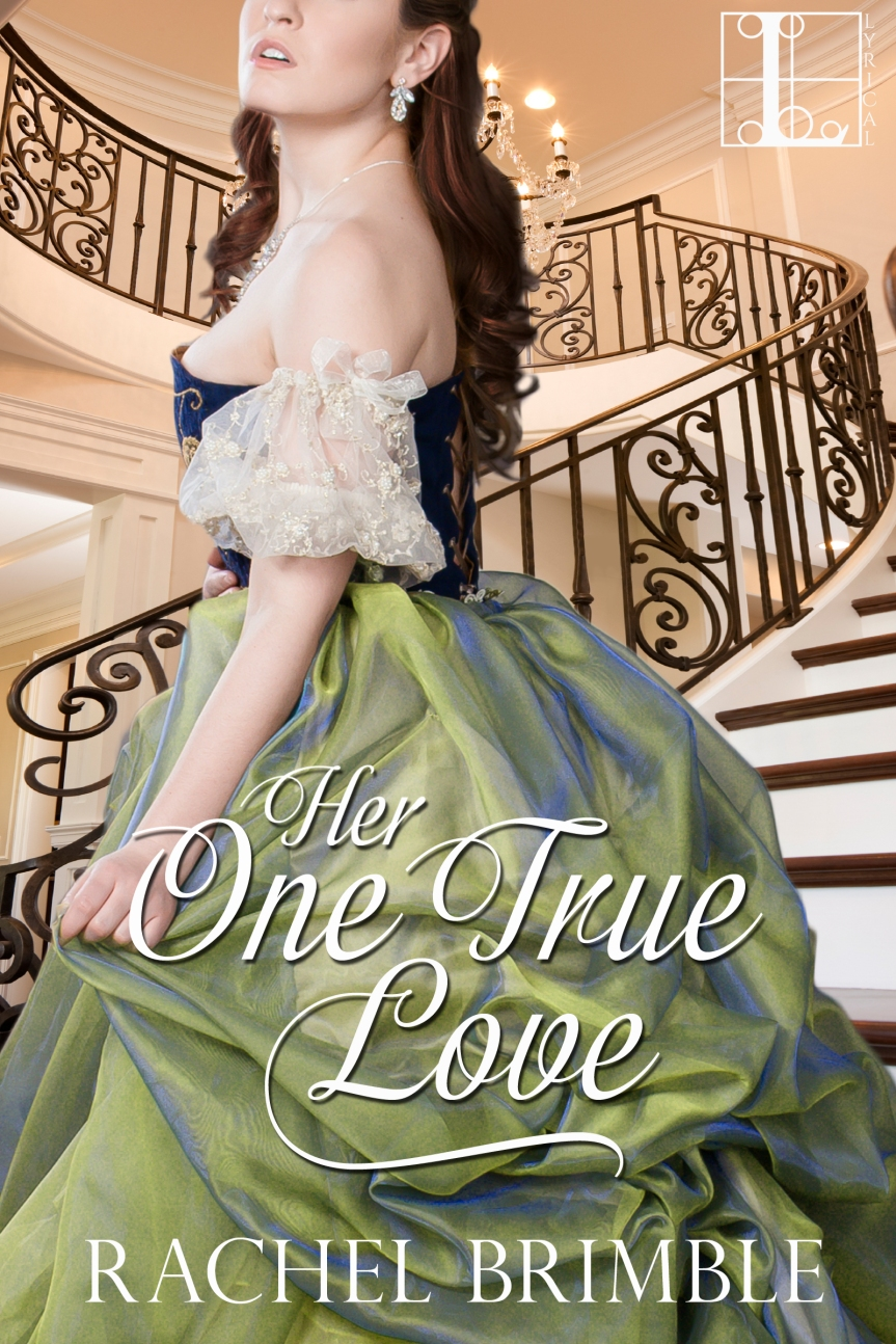Book Excerpt:  HER ONE TRUE LOVE by Rachel Brimble